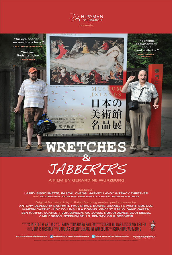Movie Poster - Wretches & Jabberers
