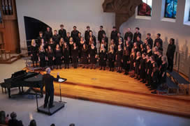 CLU Choir | Music Department | Cal Lutheran