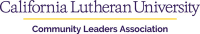 California Lutheran University - Community Leaders Association - Logo