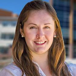 Master of Quantitative Economics alumna Molly Clancy
