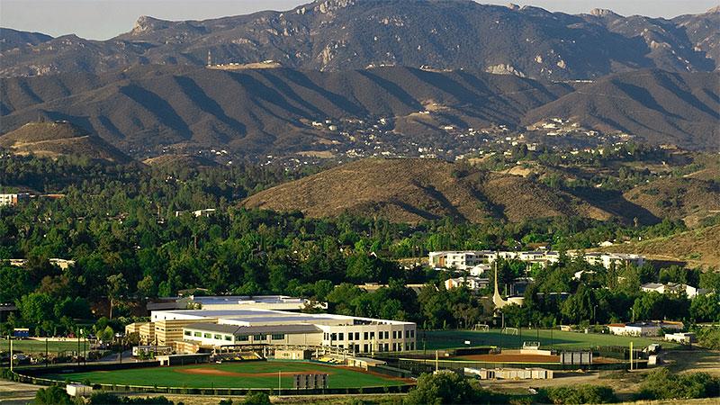 Cal Lutheran campus