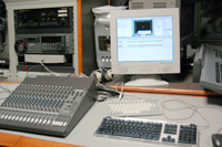 audio board