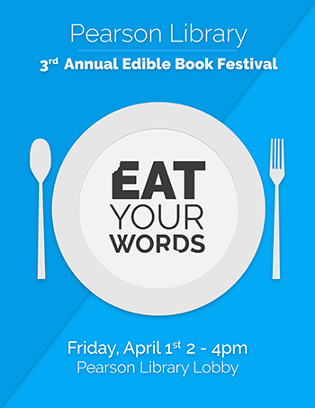 edible books poster