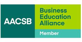 AACSB Membership Logo