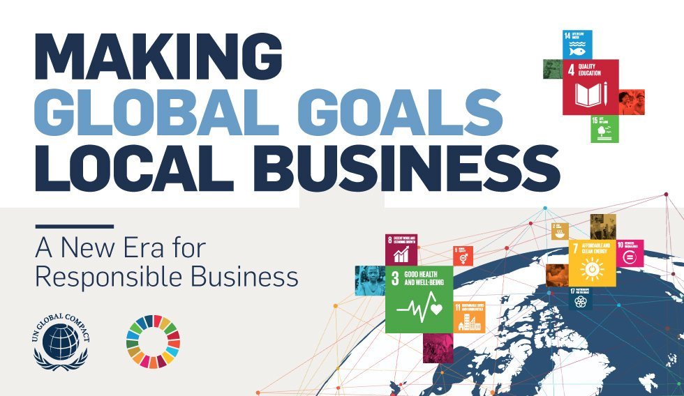 Global Goals Local Business Report