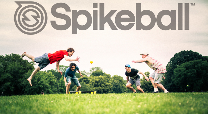 Spikeball Picture
